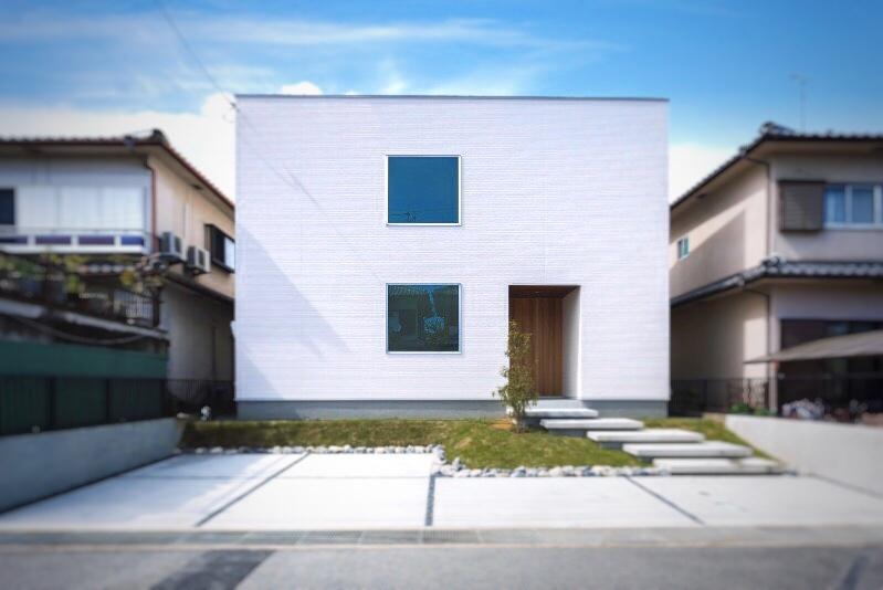 草津市野路町の家の画像